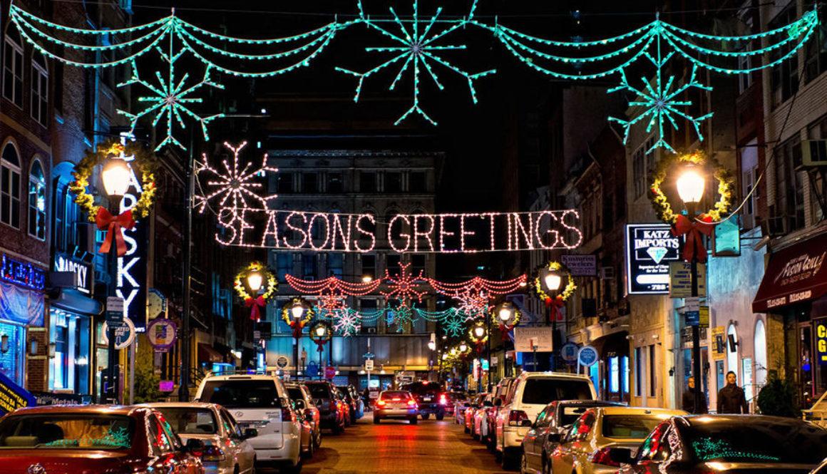 Season Greetings Lights