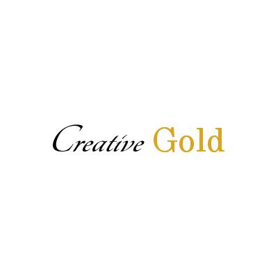 Creative Gold Logo