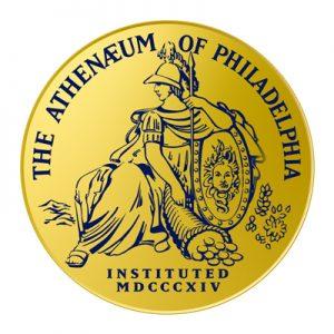 The Athenaeum of Philadelphia Logo