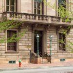The Athenaeum of Philadelphia Exterior